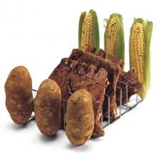 Подставка для запекания картофеля и ребер